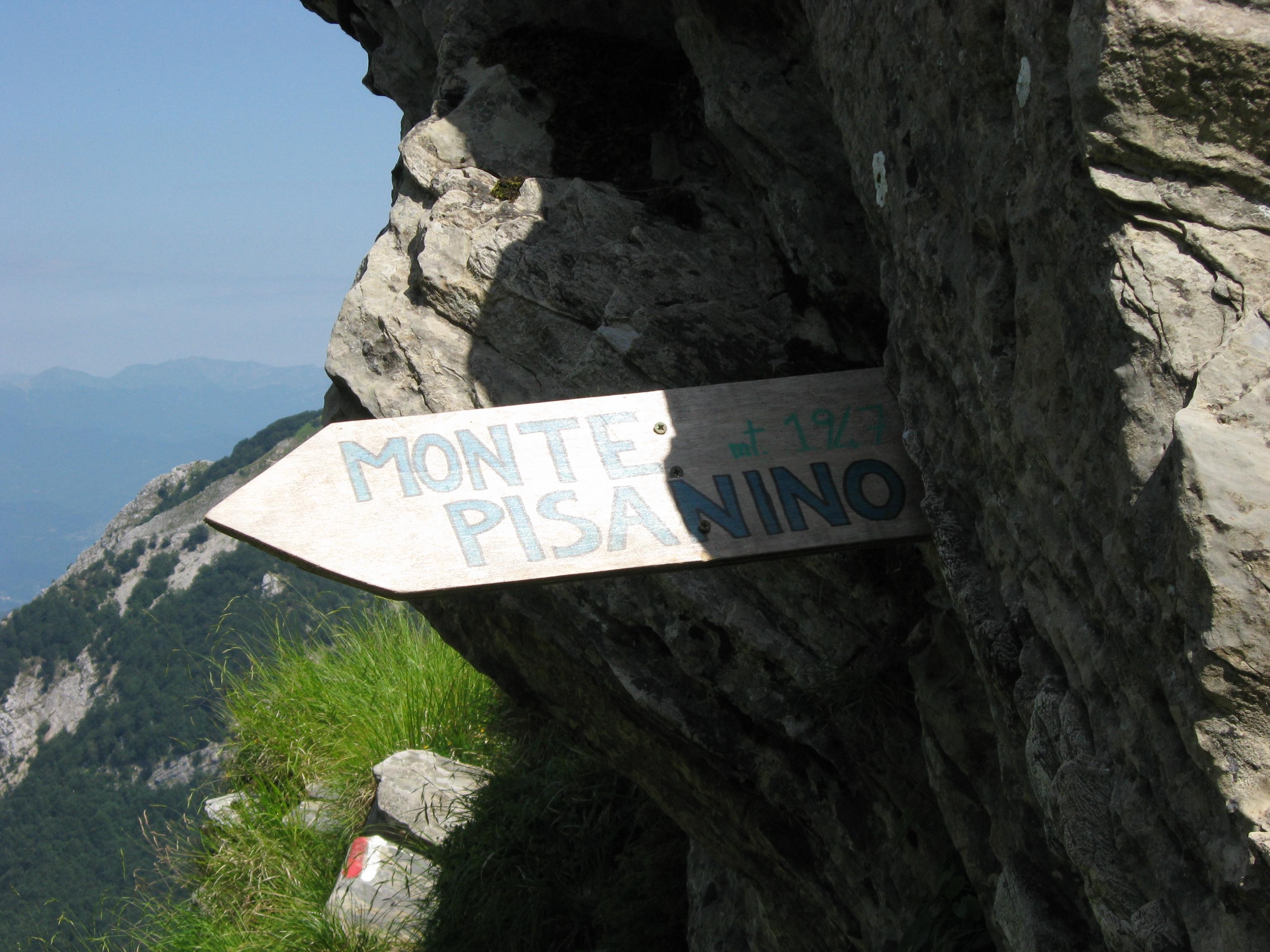 SOTA TO027 Monte Pisanino..che passione…