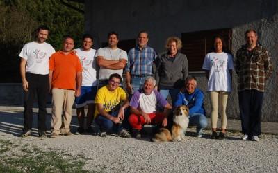 IARU VHF 2015 sul Monte Nerone